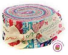 Moda PARADISO Kate Spain JELLY ROLL 40 strips Quilting