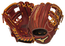 "Mizuno MVP Series GMVP1125B2 Men's Baseball Glove NEW 11.25"" Infield"