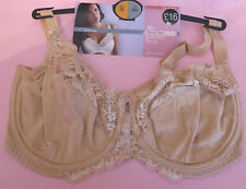 Marks & Spencer UK32DD new natural floral lace underwired full cup bra