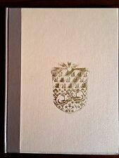 """SIGNED by Robert Duncan and SIGNED by JESS, 1968: """"Names of People""""  #102 of 250"""