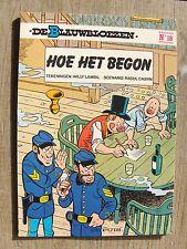 Blauwbloezen nr 18 EERSTE DRUK 1981