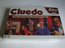 Cluedo - Das klassische Detektivspiel (Retro)