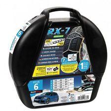 Lampa RX-7 Catene da neve 7 mm Gruppo 12 per pneumatici 235/50/17 235/50 R17