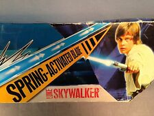 Star Wars Luke Skywalker Lightsaber In Original Box Hasbro