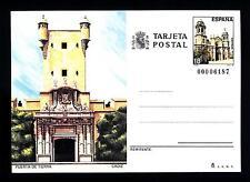 """SPAIN - SPAGNA - 1988 - Cart. Post. -  """"Puerta de Tierra"""" in Cadice. 18 pt"""