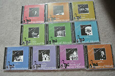 Rare Mantovani Japan 10 CDs Set -The Wonderful World of Mantovani