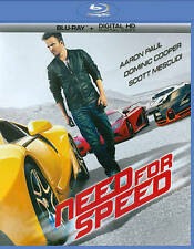 Need for Speed (Blu-ray Disc 2014)