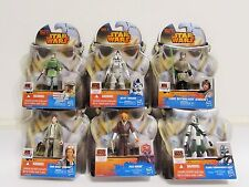 Star Wars Rebels 3.75 inch Lot of 6 Hasbro