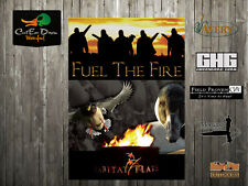 FUEL THE FIRE FIELD PROVEN CALLS & HABITAT FLATS DUCK GOOSE HUNTING DVD