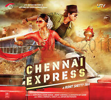 Chennai Express - Shahrukh Khan, Deepika - 2013 Bollywood Movie Audio CD