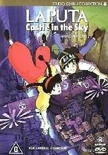 Laputa: Castle in the Sky DVD
