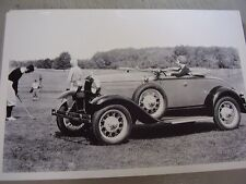 1930 1931   FORD  ROADSTER   12 X 18 LARGE PICTURE / PHOTO