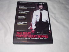 The Beat That My Heart Skipped (DVD, 2005) French Foreign Film Jacques Audiard