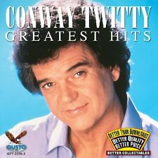 Twitty,Conway - Greatest Hits (2012, CD NEUF)