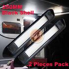 2X12V 250MM Waterproof LED Awning Light Caravan/RV Strip Camping Lamp Cool White