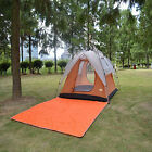 150x210CM Orange Backing Camping Tent Mat Waterproof Picnic Cushion Pad Portable