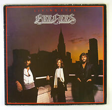 "12"" LP - Bee Gees - Living Eyes - B4728 - washed & cleaned"