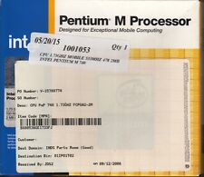 INTEL PENTIUM M 740 MOBILE 1.73GHZ 533FSB 2MB CACHE SOCKET 478 - NEW!