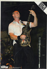 "MARK TREMONTI - SIGNED ""LIVE SHOT"" AD - ALTER BRIDGE - TREMONTI - CREED - RARE"