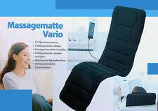 """Elektrische Massagematte """"Vario de Luxe"""" Massageauflage Vibrationsmatte"""