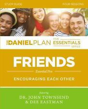 Friends Study Guide: Encouraging Each Other (The Daniel Plan Essentials Series)