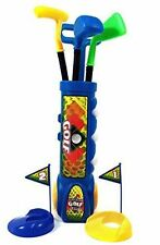 PowerTRC Deluxe Kids Golfer Toy Golf Set w/3 Golf Balls 3 Types of Club #PS311