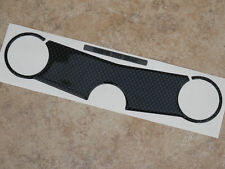 Carbon Fibre Effect Yoke Cover Suzuki GSXR750 SRAD 1996 - 1999
