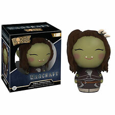 Funko World Of Warcraft Dorbz Garona Vinyl Figure NEW Toys WOW Movie