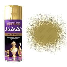 RUST-OLEUM multi-usages x2 Premium Peinture Aérosol 400ml d'or brillant métallique