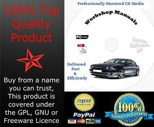 JAGUAR X-TYPE X400 - Workshop Repair Manual 2001-2009 on CD