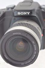Minolta AF 28-80mm Mini Zoom Lente Para Minolta & Cámaras DSLR Digital Sony Alpha