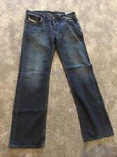 """Excellent Condition Men's Diesel Larkee Jeans -34"""" Waist 32"""" Leg"""