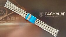 NEW TAG HEUER 20MM LINK DEPLOYMENT WATCH BAND WATCHBAND EXTENSION BRACELET STRAP