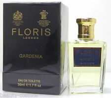 Floris London Gardenia 50 ml EDT Spray Neu OVP