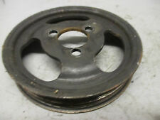 98 - 05 Vauxhall Astra G Vectra C Y20DTH Diesel Aux Drive Water Pump Pully