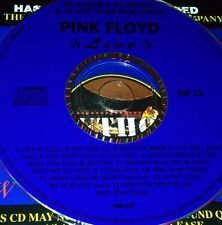 Pink Floyd Live CD Super Rare Another Brick In The Wall Happy Days Of Our Lives