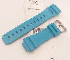 Genuine Casio Replacement Band G SHOCK GLIDE GLX5600A BLUE GLX5600A-2 NEW