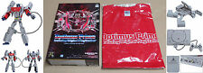 Optimus Prime featuring Original PlayStation Transformers Model Figure + T-Shirt