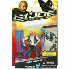 2012 GI Joe Retaliation _ Joe Colton / Bruce Willis _ Action Figure _ (MOC)