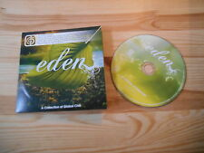 CD VA Eden - A Collection Of Global Chill (11 Song) SIX DEGREES REC