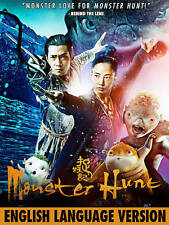 Monster Hunt: English Language Version (DVD MOVIE)  BRAND NEW