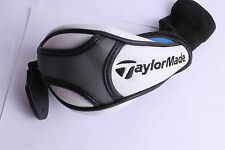 NEW TAYLORMADE SLDR HYBRID HEAD COVER WHITE FREE DELIVERY