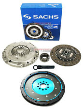 SACHS CLUTCH KIT & 8 LBS ALUMINUM FLYWHEEL for VW GOLF BORA JETTA GTI VR6 MOTOR