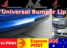 RHINO LIP FRONT BUMPER SPOILER for Ford Fiesta Mondeo Falcon Focus