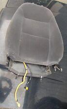 SAAB 9-5 YS3E Rückenlehne für Fahrersitz, mit Sitzheizung, Stoff, grau Backrest