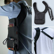 Anti-Theft Hidden Underarm Security Shoulder Holster Cross Strap Bag Wallet