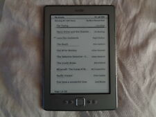 Amazon Kindle 4 E Book Reader with Wi-fi 2GB with 1381 Books