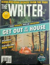 The Writer Feb 2017 Turn Research Into An Adventure Book Tour FREE SHIPPING sb