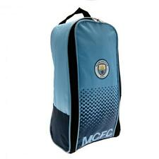 Manchester City Fc Man City Football Boot Bag Bootbag Shoe Holdal