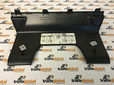 Range Rover Sport Rear Bumper Towbar Cover & Clips Genuine LR Part DQU000011PCL